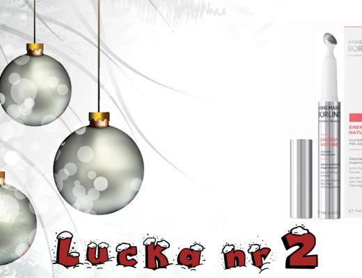 Adventskalender 2016 Lucka 2 - Annemarie Börlind