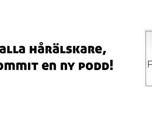 Grazette of Sweden - Hårpodden