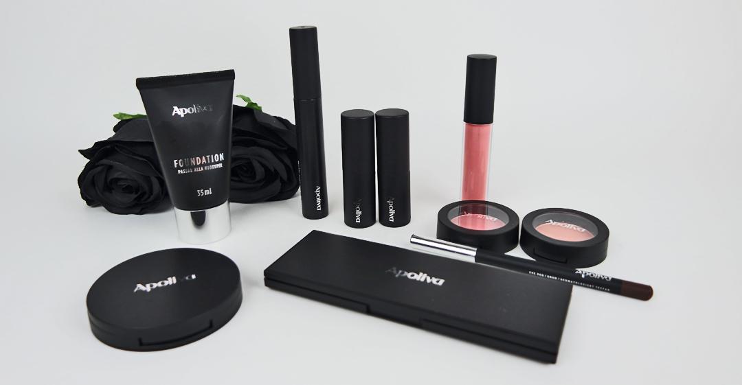 Apoteket lanserar ny makeup från Apoliva