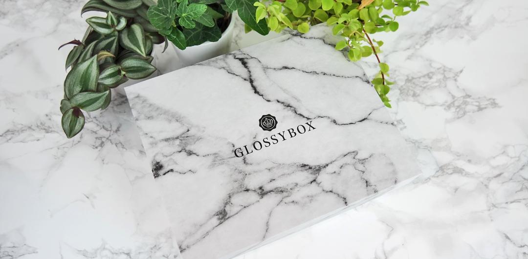 Glossybox Januari The Marble Box