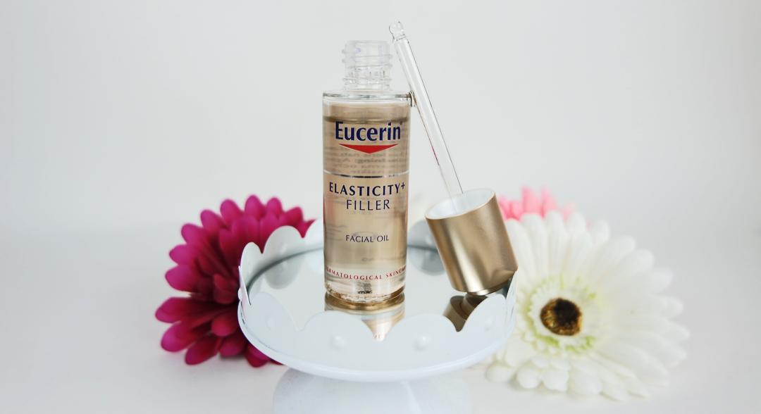 Ny favorit, Eucerin ELASTICITY+FILLER Facial Oil