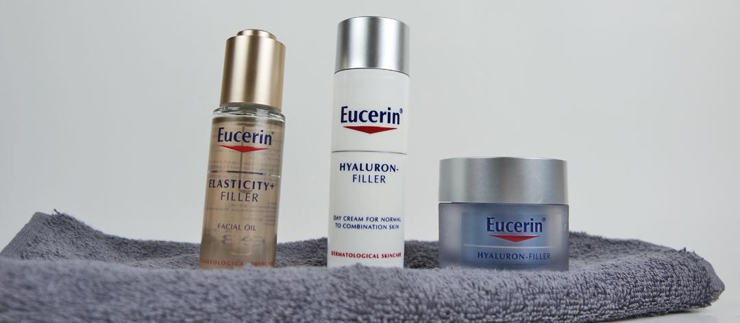 Ny hudvårdsrutin med Eucerin