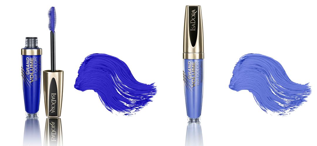 IsaDora Summer Makeup 2017 Blue Bliss