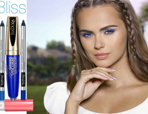 IsaDora Summer Makeup 2017 Blue Bliss