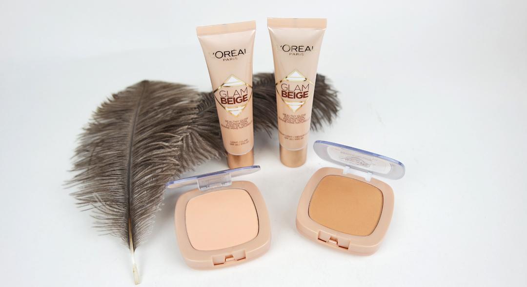 L'Oréal Paris Glam Beige Healthy Glow
