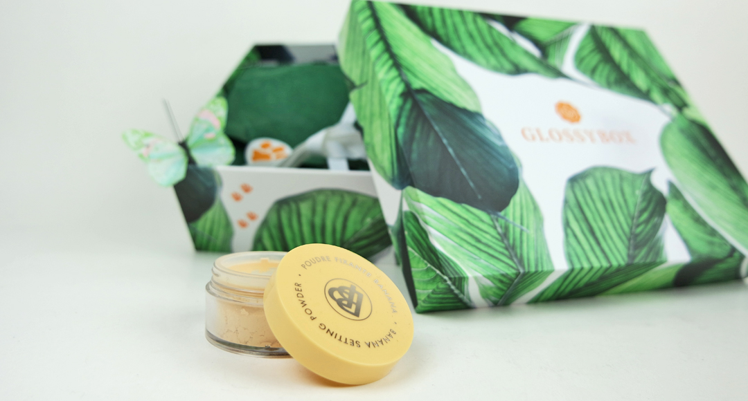 Welcome to the jungle - Glossybox