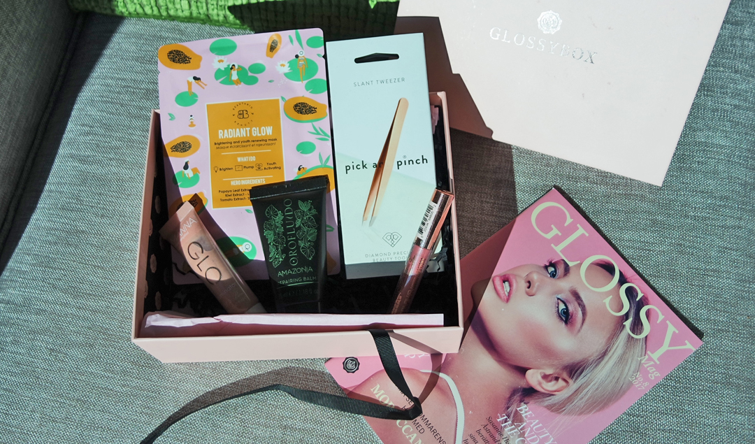 Glossybox - Beauty and the City