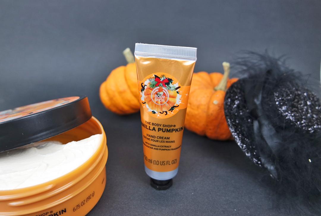 Halloween Special Edition Vanilla Pumpkin