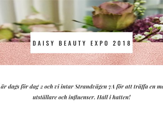 Daisy Beauty Expo 2018 - del 2