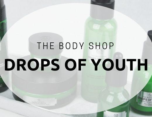 The Body Shop utökar serien Drops of Youth