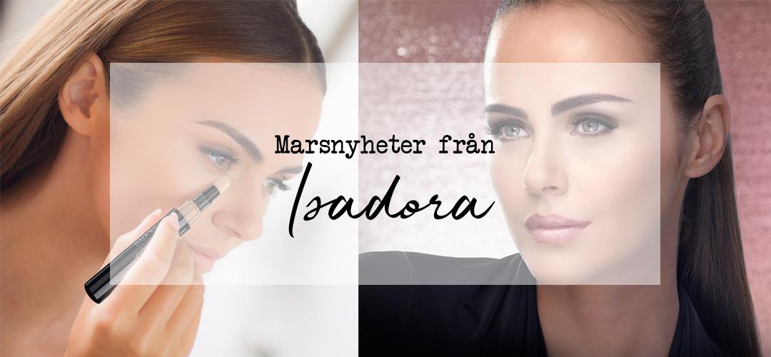 Marsnyheter från Isadora