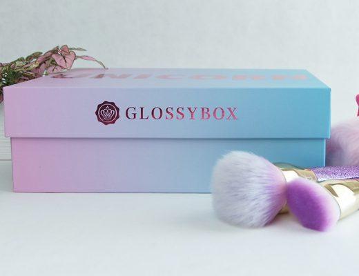 Glossybox The Unicorn box