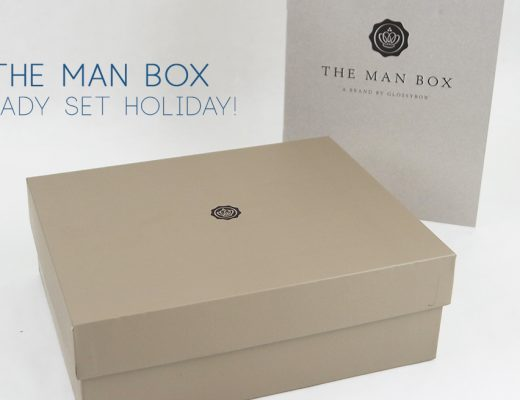 The Man box - Ready Set Holiday!