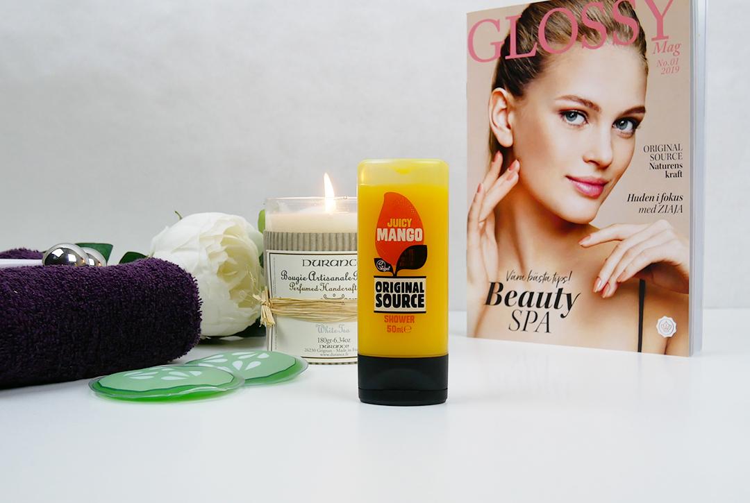 ORIGINAL SOURCE - Mango Shower