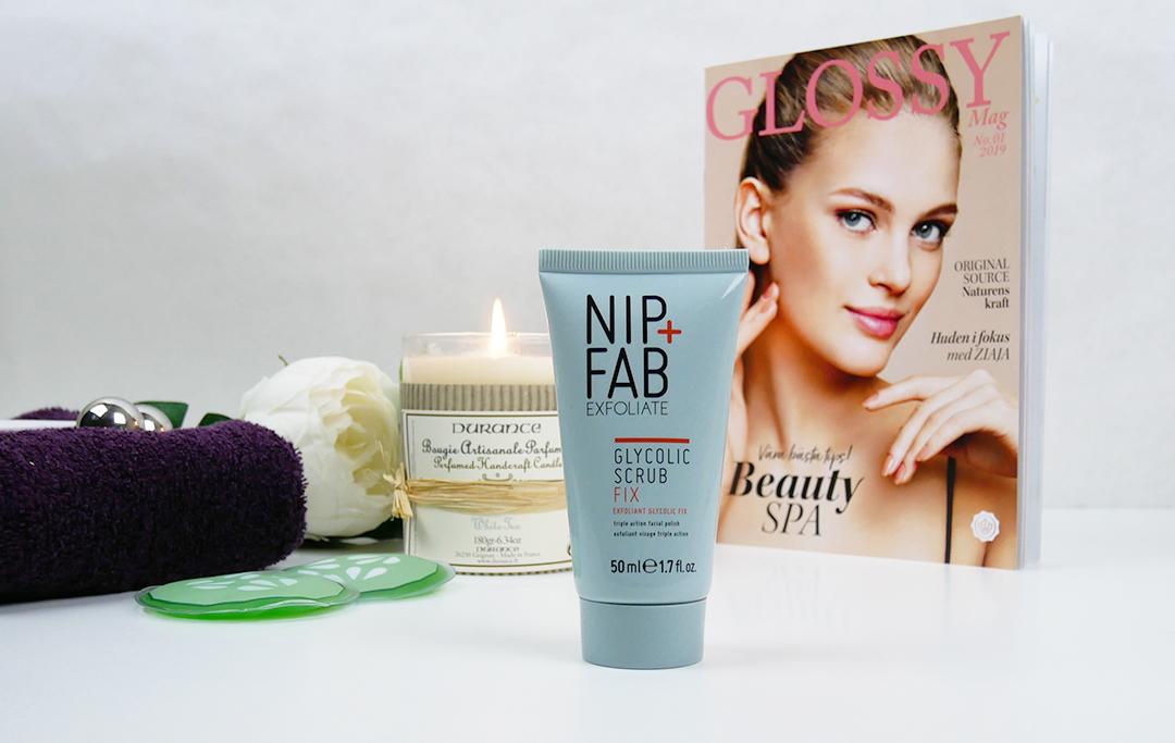NIP + FAB - Glycolic Scrub Fix