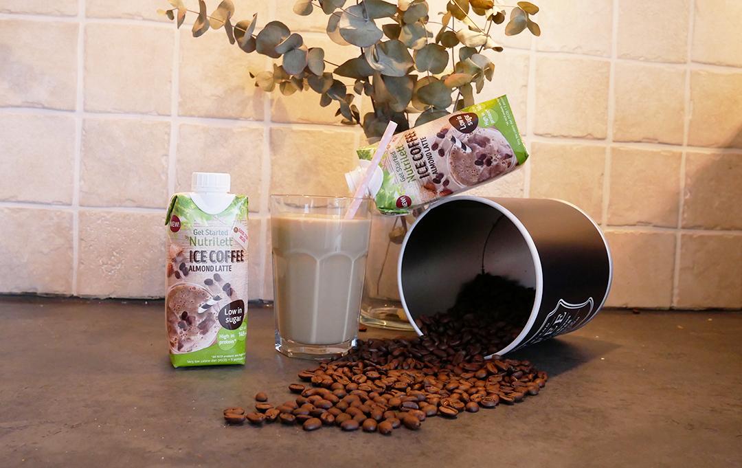 Nutrilett Ice Coffee Almond Latte